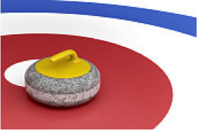 curling rock and ring