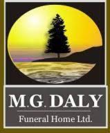 M. G. Daly